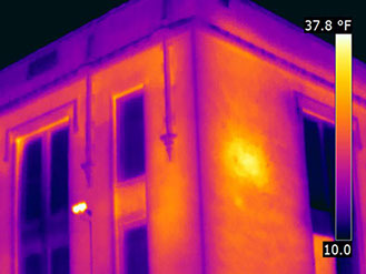infrared scanning and thermal imagery