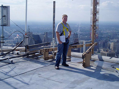 Fall protection systems design consultant